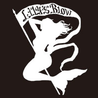Lily's Blow | Lily's Blow ロゴTシャツ(ブラック)