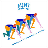 MINT mate box | 会場限定Single「スタート」