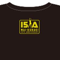 倉木麻衣 | ライブハウスツアー2014 Tシャツ/Black