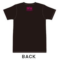 倉木麻衣 | ライブハウスツアー2014 VネックTシャツ/Black