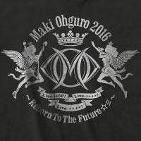 大黒摩季 | Maki Ohguro 2016 Live-HOP! M'DRIVE限定Tシャツ