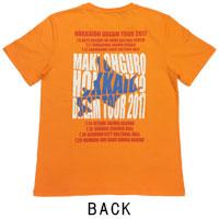 大黒摩季 | HOKKAIDO DREAM TOUR Tシャツ < Surf Orange >