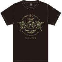 大黒摩季 | Live–STEP!! Season III メインロゴTシャツ(BLACK)