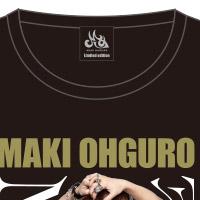 大黒摩季 | MUSIC MUSCLE Tシャツ(BLACK)XSサイズ