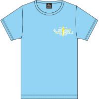 大黒摩季 | RESTING MUSCLE SURF Tシャツ(BLUE)