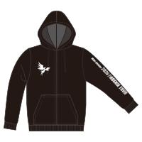 大黒摩季 | PHOENIX TOUR 2020 ジップアップパーカー (ブラック)