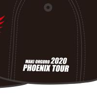 大黒摩季 | PHOENIX TOUR 2020 キャップ