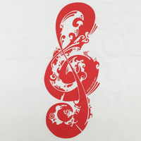 大黒摩季 | RISING SUN ROCK FESTIVAL 2016 in EZO 白Tシャツ