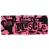 MUSCLE ATTACK | 〜Road Of Muscle〜 フェイスタオル