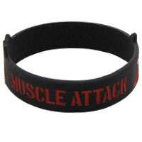 MUSCLE ATTACK | 〜HERCULES ROAD〜 ラバーバンド