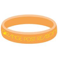 ORANGE POST REASON | OPR ラバーバンド 【オレンジ】