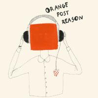 ORANGE POST REASON | OPR イラストトートバッグ