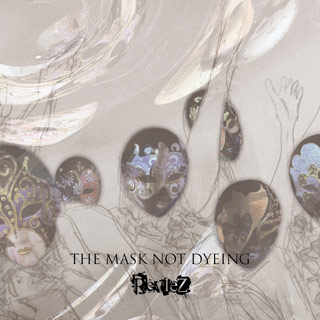 RevleZ | THE MASK NOT DYEING【B type】