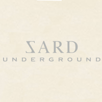 SARD UNDERGROUND | アイボリーTシャツ