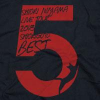 新山詩織 | しおりごと〜BEST〜Tシャツ
