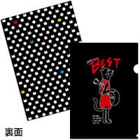 新山詩織 | しおりごと〜BEST〜 クリアファイルセット