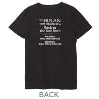 T-BOLAN | LIVE HEAVEN 2014 黒Tシャツ