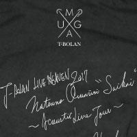 T-BOLAN | LIVE HEAVEN 2017 Tシャツ
