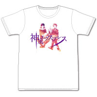 焚吐 | 神風エクスプレス 神風Tシャツ(White)