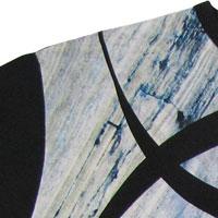焚吐 | リアルライブ・カプセル Vol.1 トーキョーカオスTシャツ(Black)