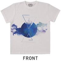 焚吐 | リアルライブ・カプセル Vol.1 大実験Tシャツ(White)
