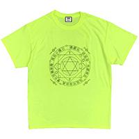 焚吐 | リアルライブ・カプセル Vol.3 当て字魔法陣Tシャツ