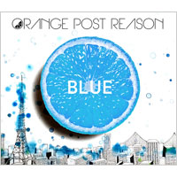 ORANGE POST REASON | BLUE