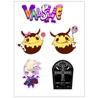 VALSHE | COOKIE's GHOST CARNIVAL ステッカーセット
