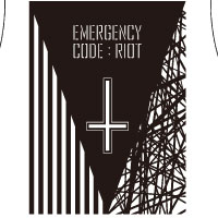 VALSHE | EMERGENCY CODE:RIOT Tシャツ 〜OTHer限定 ver.〜