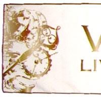 VALSHE | LIVE THE JOKER 2013 ファイバーマフラータオル (White)