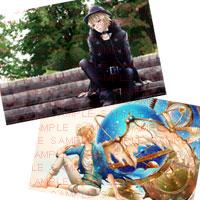 VALSHE | LIVE THE JOKER 2013 イラストポストカードセット B