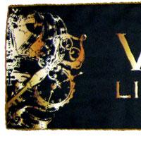 VALSHE | LIVE THE JOKER 2013 ファイバーマフラータオル (Black)