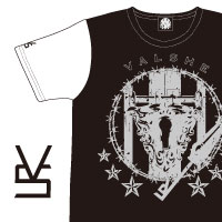 VALSHE | LIVE THE ROCK!! 2015 Tシャツ