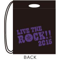 VALSHE | LIVE THE ROCK!! 2015 ショッピングバッグ