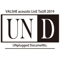 VALSHE | [UNplugged DocumeNts.] BIG Tシャツ(ホワイト)