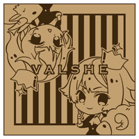 VALSHE | [UNplugged DocumeNts.] ハンドタオル