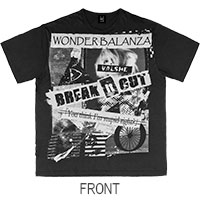 VALSHE | WONDER BALANZA BIG Tシャツ