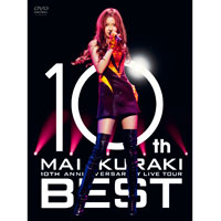 "倉木麻衣 | 10TH ANNIVERSARY MAI KURAKI LIVE TOUR ""BEST"""