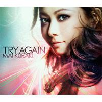 倉木麻衣 | TRY AGAIN【初回限定盤】