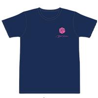 高原由妃 | Tシャツ(ネイビー)