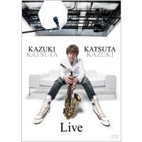 勝田一樹 | LIVE DVD「Kazuki Katsuta 1stソロアルバム発売記念Live」