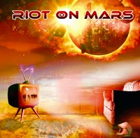 Riot on Mars (Barry Sparks) | First Wave
