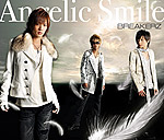 BREAKERZ | Angelic Smile/WINTER PARTY【通常盤】