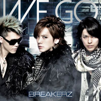 BREAKERZ | WE GO【初回限定盤A】