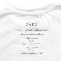 ZARD | フォトTシャツC