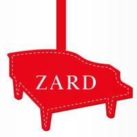 "ZARD | ""GALLERY""ブックマーク(赤)"