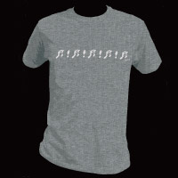 ZARD | Screen Harmony Tシャツ