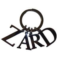 "ZARD | ""Screen Harmony"" キーホルダー(4つチャーム ブラック)"