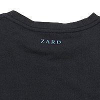 ZARD | ZARD Tシャツ (ブラック)