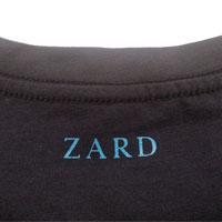 ZARD | ZARD Tシャツ (ネイビー)